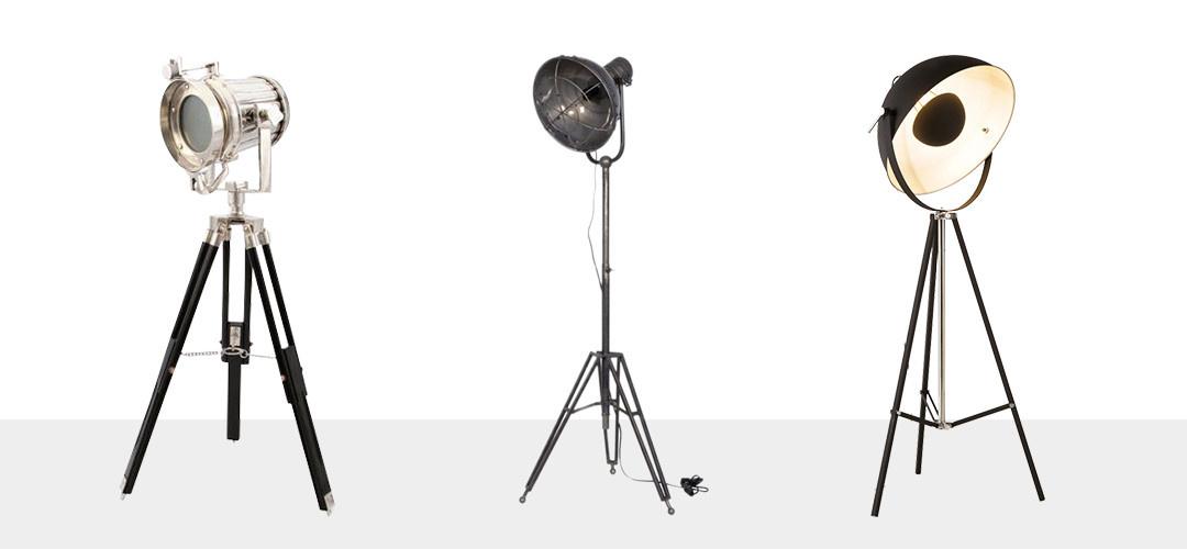 Freisteller Fotolampen