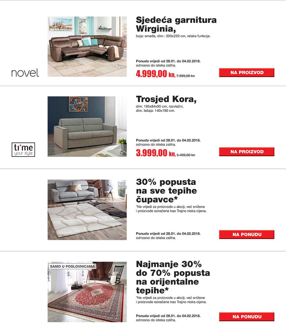 artikli tv reklama Lesnina