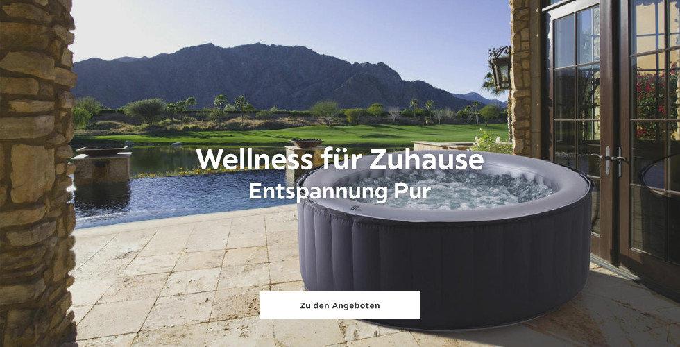 Wellness für Zuhause Entspannung Pur