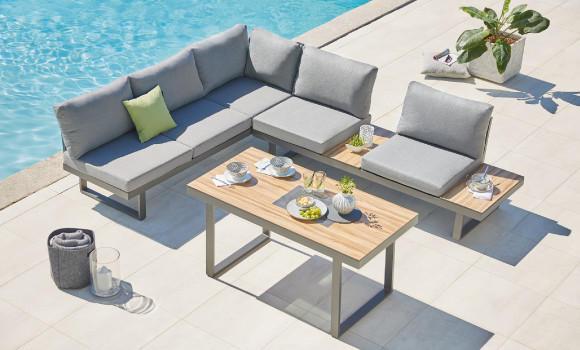 Modern Chill-Out Loungemöbel