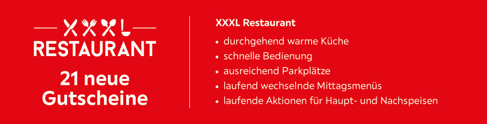 Neue Restaurantgutscheine