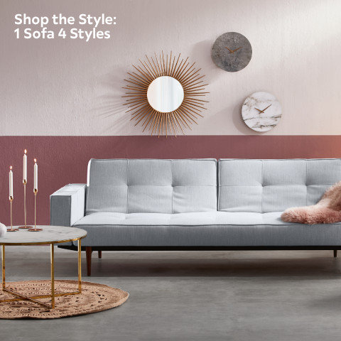 Shop the Style 1 Sofa 4 Styles