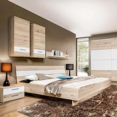 Schlafzimmerserie Valerie