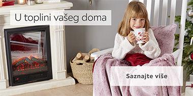 Mekana i ugodna dekica za tople trenutke u vašem domu Lesnina XXXL