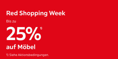 Red Shopping Week