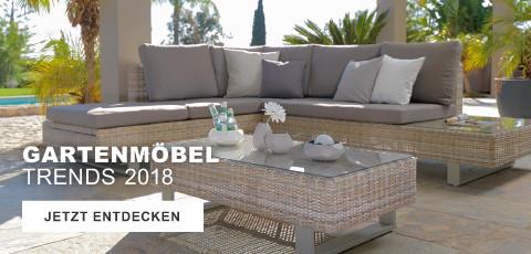 Gartenmoebel Trends 2018