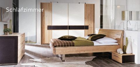 Voglauer Schlafzimmer Braun Schwarz