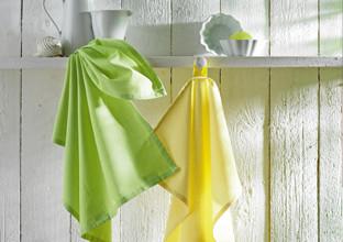 Velký výběr kuchyňského textilu v XXXLutz.