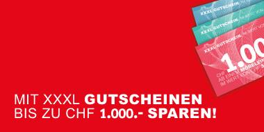 XXXL Gutscheine