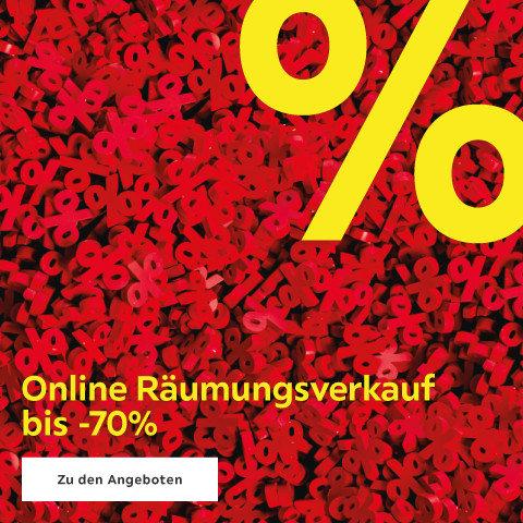 Online Räumungsverkauf