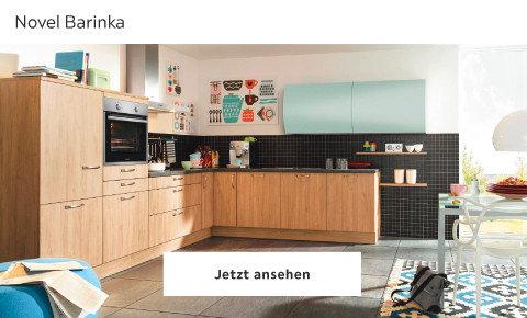 Novel Küche Barinka