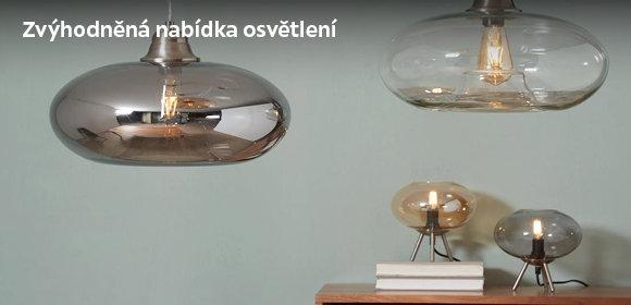 Zvýhodněné nabídky osvětlení z XXXLutz