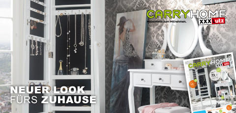 Carryhome  Neuer Look fürs Zuhause