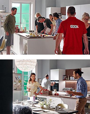 Making of Kochkunst Kochvideso XXXL