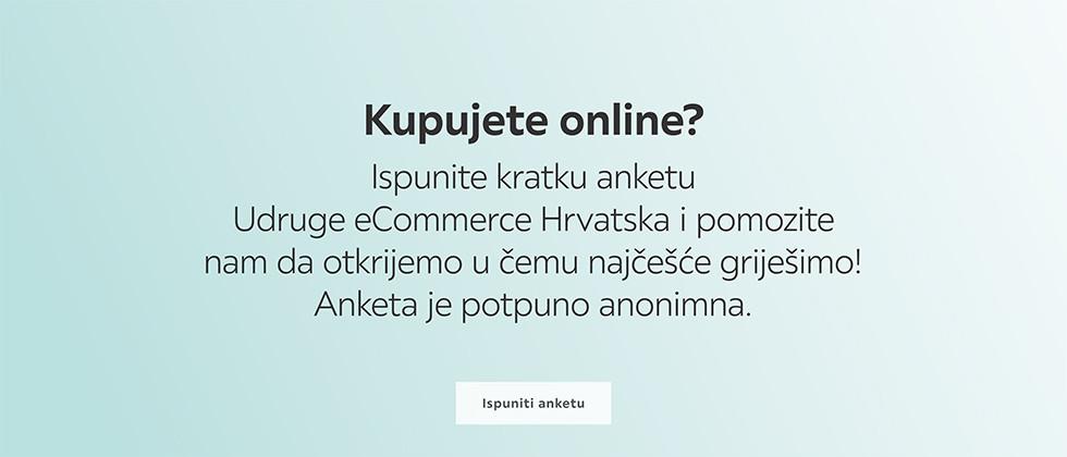 Anketa eCommerce udruge