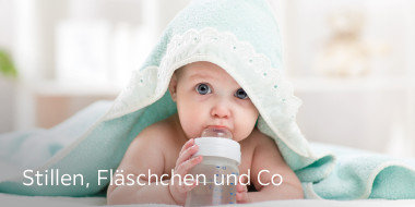 Stillen, Fläschchen & Co