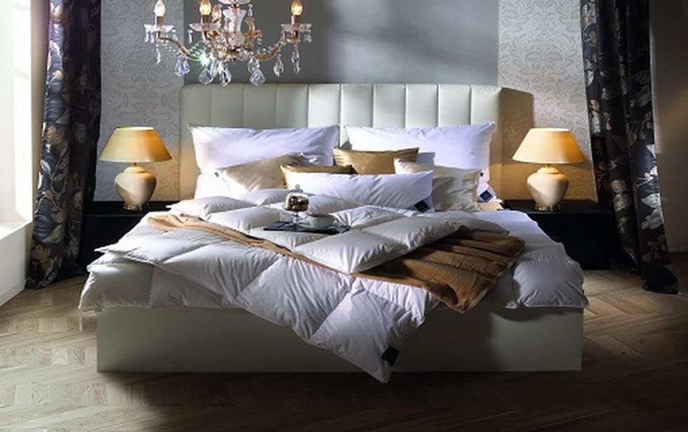 Boxpring kraljeva postelja