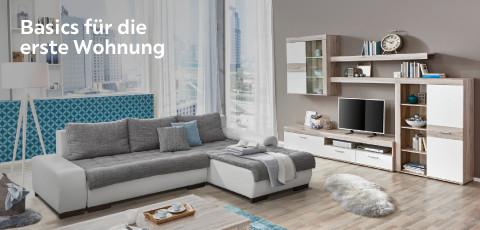 Basics für die erste Wohnung
