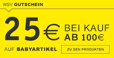WSV Gutschein 25/100