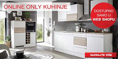 online only kuhinje Lesnina XXXL