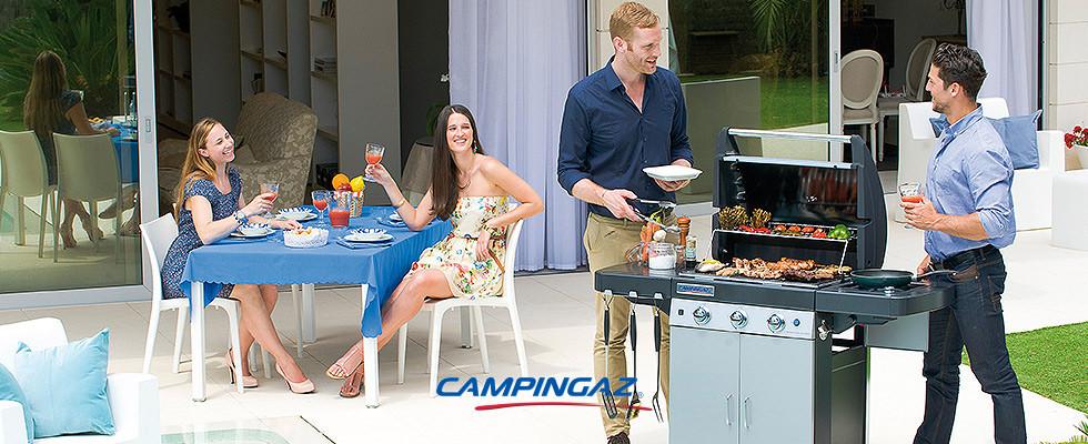 campingaz gasgrill barbecue