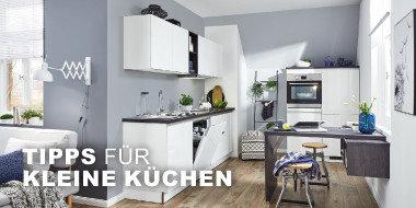 Tipps für kleine Küchen