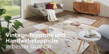 Vintage-Teppiche und  Handwebeteppiche in bester Qualität