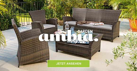 Ambia Garden Produkte entdecken