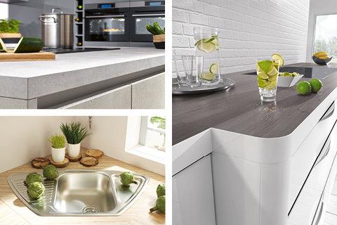 Kuchyňská deska Natur pur