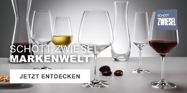 Schott Zwiesel Markenwelt