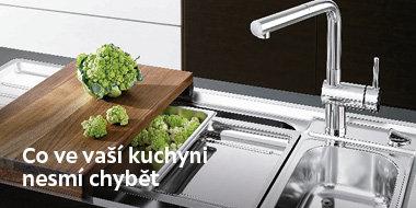 Co ve vaší kuchyni nesmí chybět