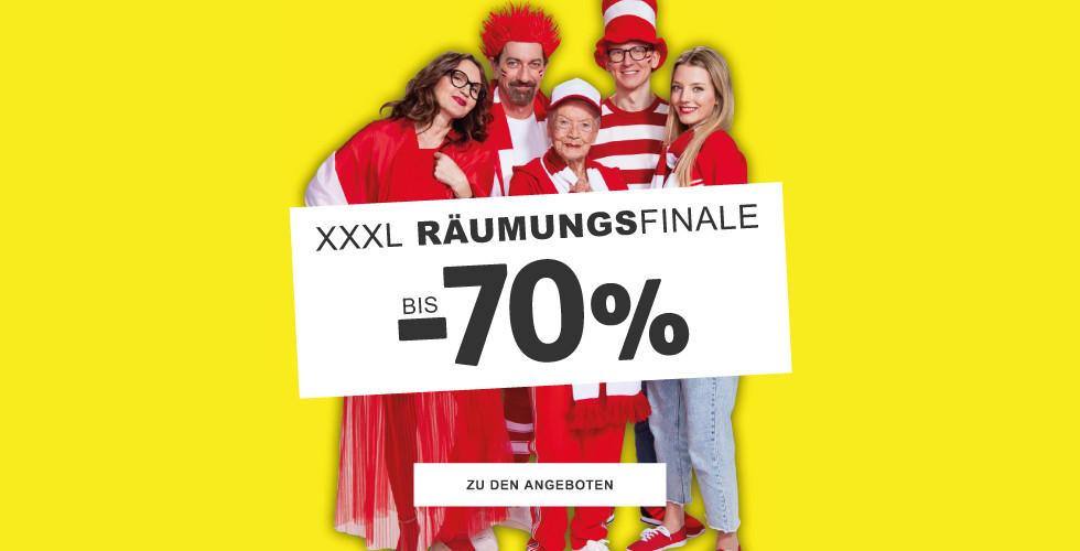 xxxl raeumungsfinale