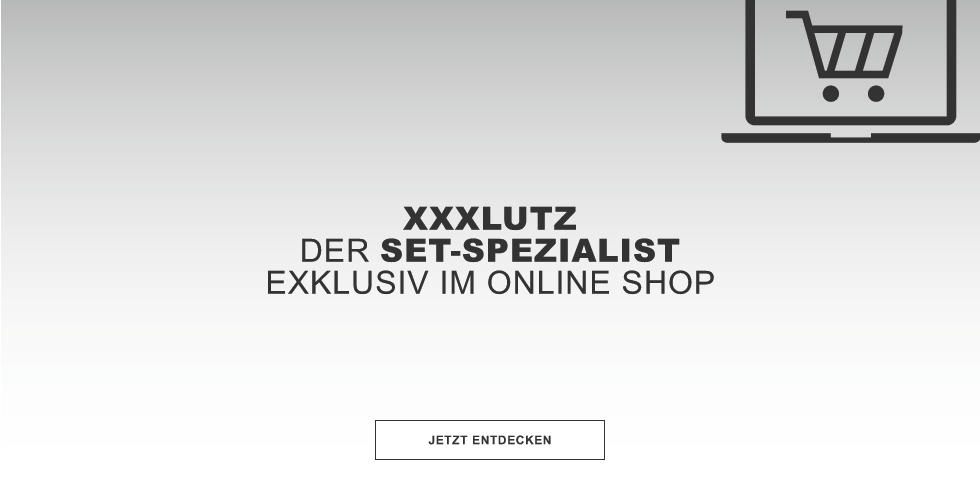 XXXLUTZ - DER SETSPEZIALIST