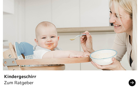 Babyratgeber Kindergeschirr