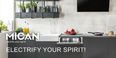 Mican Electrify your Spirit