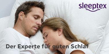 Sleeptex Der Experte für guten Schlaf