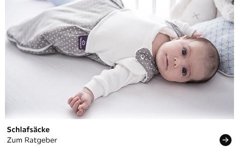 Babyratgeber Schlafsäcke