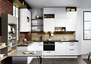 Modern Küchen im L-Format bei XXXLutz.