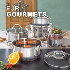 Geschenkideen fuer Gourmets ansehen