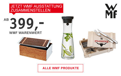 WMF Küchenausstattung