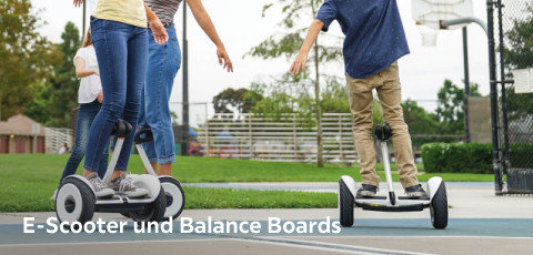 Putdoor Fun E-Scooter Balance Boards