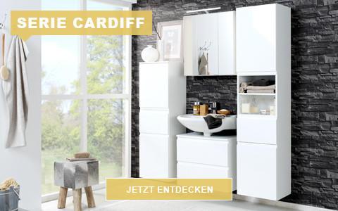Bad Cardiff weiß