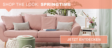 Shop the Look: Springtime