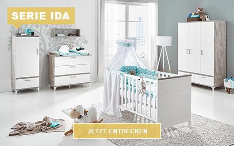 Babyzimmerserie Ida