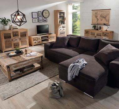 Sofa Industrial Stil bei XXXLutz