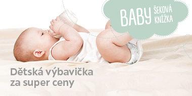 Baby šeková knížka