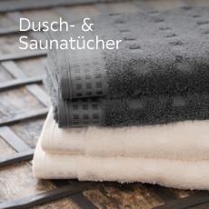 Dusch- & Saunatücher - entdecken