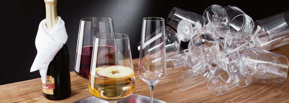 x-mas Küche Gläser
