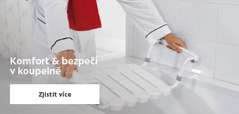 Komfort & bezpeci v koupelne