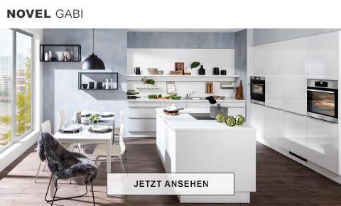 Entzuckend Novel Gabi Küche Kochinsel Weiß